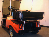 Golf Cart Polyethylene Utility Cargo Box