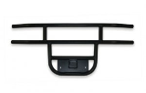 Club Car DS Brush Guard with Built In Trailer Hitch