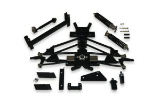 "Yamaha G22/G-Max Long Travel 6"" Lift Kit"
