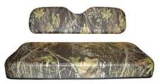 Golf Cart Seat Covers - Camouflage Cordura