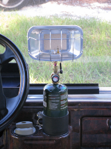 Golf Cart Propane Gas Heater