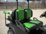 Golf Cart Front Seat Luxury Bucket Seat Replacements