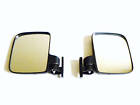 Golf Cart Side Mirrors, set of two
