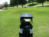 Solar E-Z-GO TXT Golf Cart
