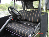 Seat Covers - Sunbrella