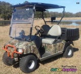 Golf Cart Body Skins Wraps