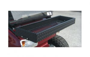 Golf Cart Clay Hunting Baskets Mesh Diamond On Front