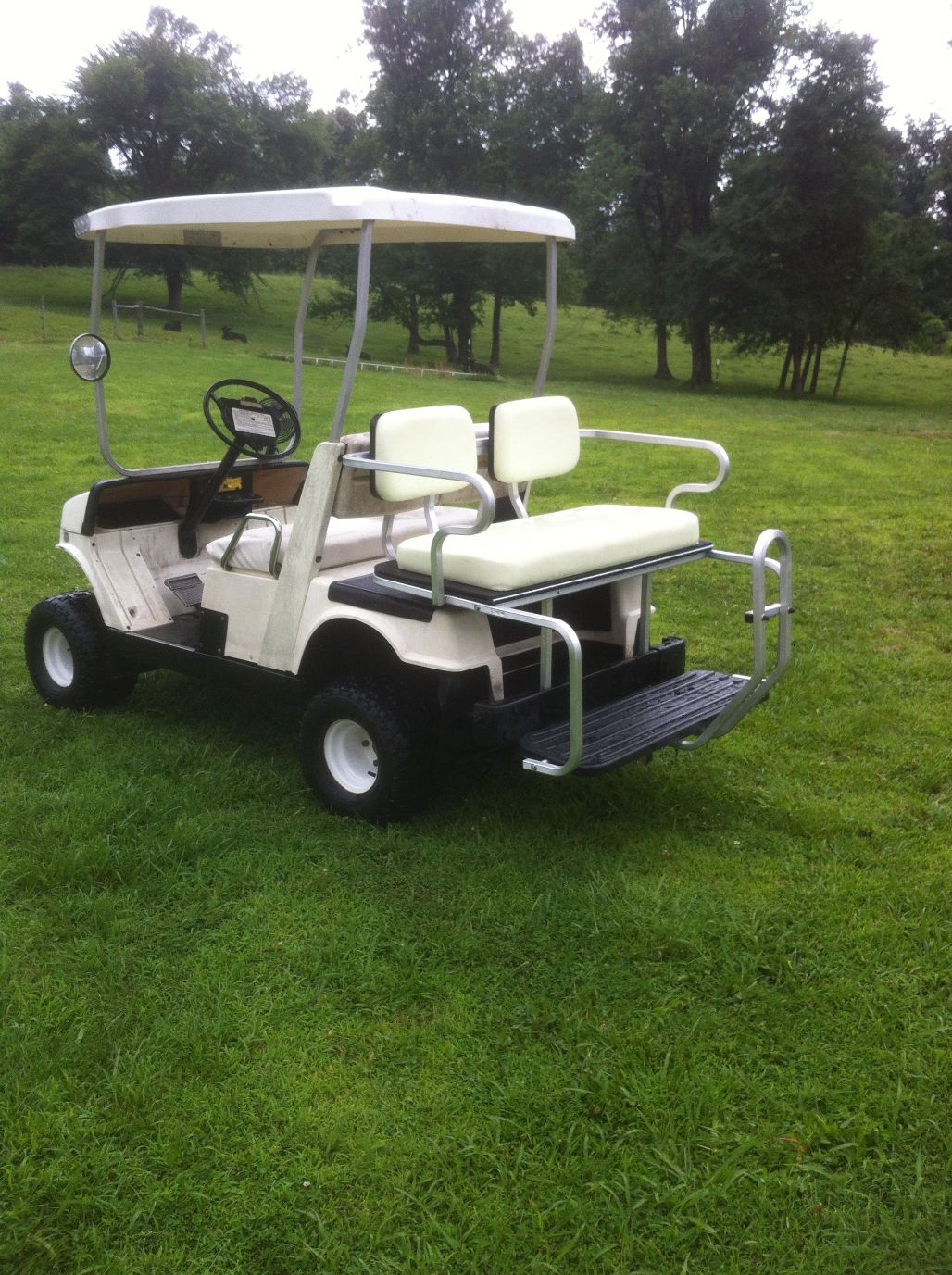 Watch likewise Yamaha G1 Golf Cart Parts besides Rearsea its in addition Homemade Club Car Lift Kit additionally Yamaha G2 Golf Cart Roof. on yamaha g9 lift kit