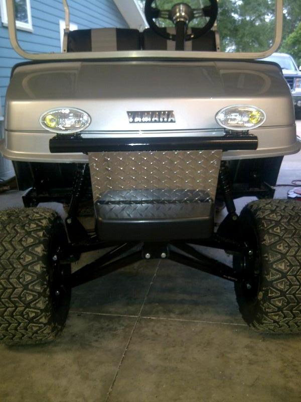 Watch in addition Golf Cart Ideas besides 281098784650 besides 151 likewise Watch. on yamaha g9 lift kit