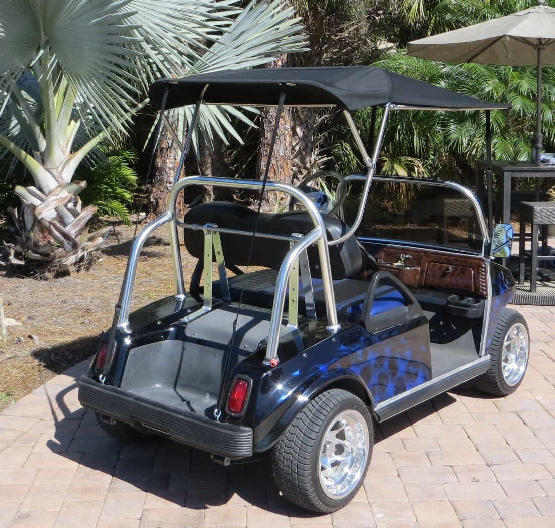 Frugal Dougalu0027s Golf Cart Accessories