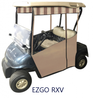 Golf Cart Enclosures Drivable Keep Warm And Dry 2 4 6