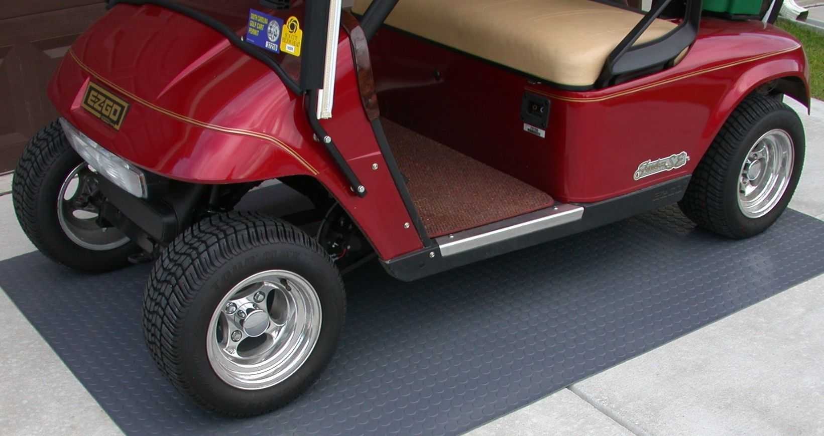 to lovely new dimensions determine golf sizes how best choice door doors cart of garage