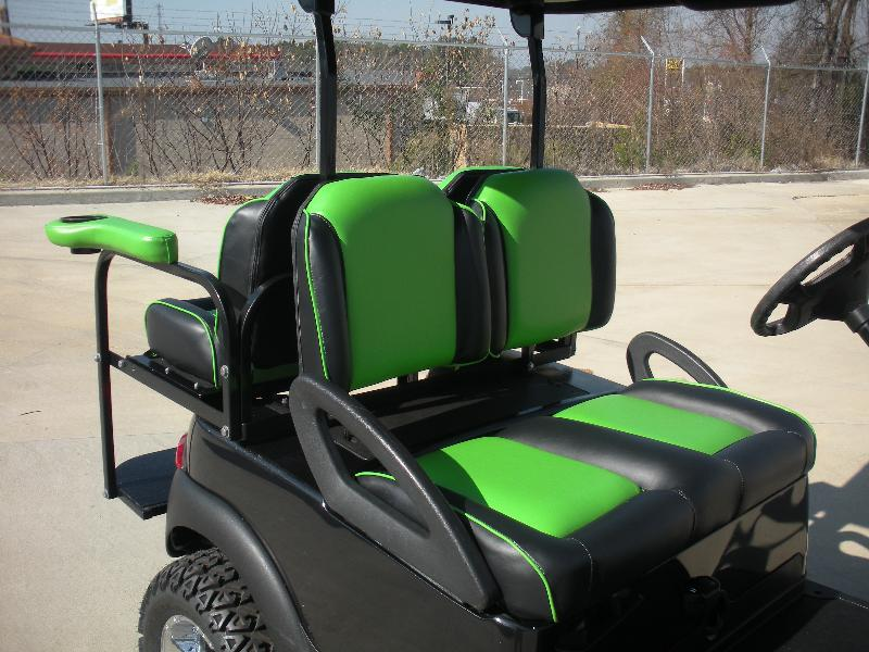 Golf Cart Seats : Golf cart seat replacement luxury bucket seats front