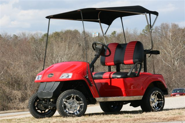 Exceptional New On Frugal Dougalu0027s Golf Cart ...