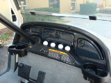 Club Car Precedent  Dashboard