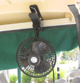 Golf Cart Fan