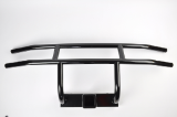 Club Car Precedent Brush Guard with Built In Hitch