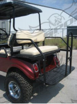 Fold Down Aluminum or Steel Frame Rear Seat Kit