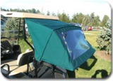 Golf Cart Club Rain Protector-The Original
