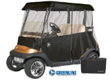 Golf Cart Enclosures, 2 & 4 passenger carts