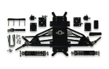 "E-Z-GO RXV 6"" Long Travel Golf Cart Lift Kit"