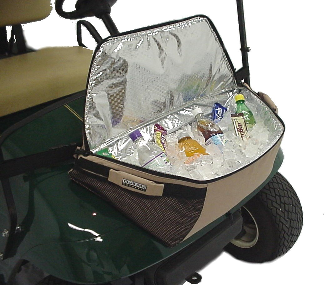 Golf Cart Parts/Accessories - Yamaha, E-Z-GO, Club Cars Golf Cart Coolers on powered cooler, utv cooler, trailer cooler, engine cooler, fan cooler, golf mulligan,