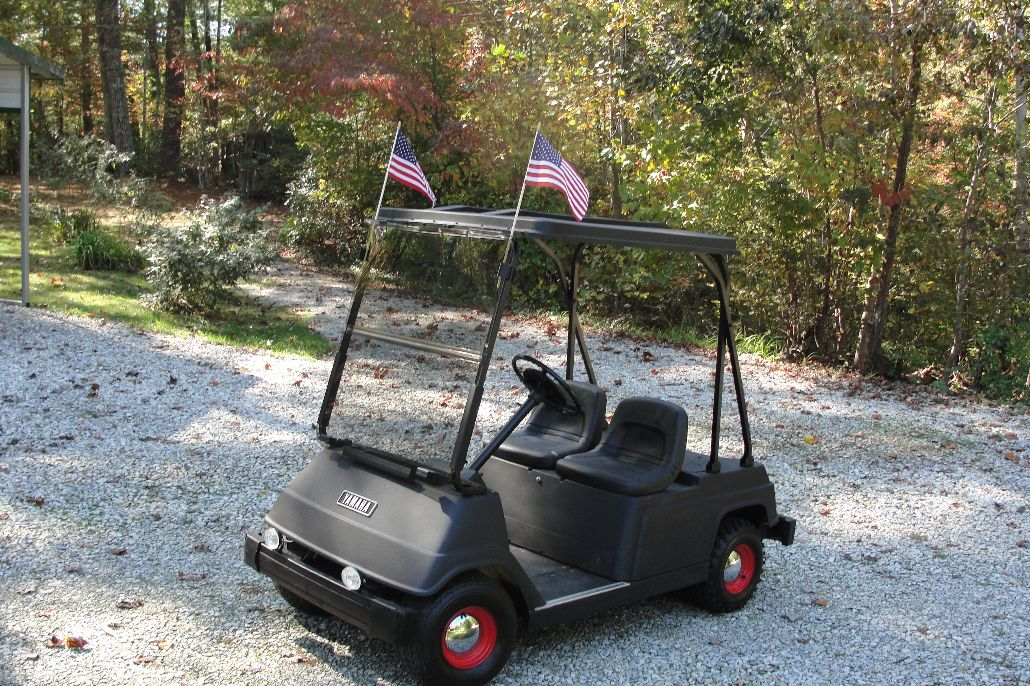 Windshields on yamaha g2 golf cart