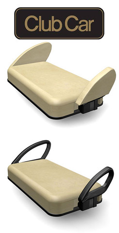 Golf Cart Seat Replacement Luxury Bucket Seats Front