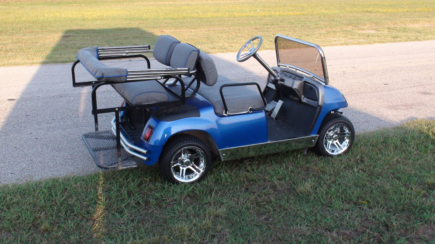 Golf Cart Tops Roofs Canopies Soft Convertible Solar Pics Photos Need Wiring Diagram 1993 Club Car Ds Below