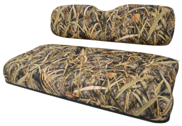 Golf Cart Camouflage Camo Seat Top Covers Stereo Console Enclosure