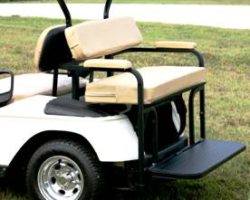 Golf Cart Rear Seats | SALE ON FOLDDOWN | flip up for golf clubs Used Golf Cart Rear Seats Html on used golf carts chargers, golf cart front bucket seats, white golf cart seats, used yamaha golf cart seats, used electric carts street-legal, aluminum car seats, 2013 yamaha golf cart seats, club car bucket seats, used golf carts pink, cheap golf cart seats, homemade golf cart seats, used atv rear seats, precedent seats, aftermarket replacement car seats, used golf carts sale florida,