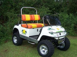 Yamaha golf lift kits|SALE from $228 |G1 G2G9 to Drive| AArm on modified golf carts, fast golf carts, super golf carts,